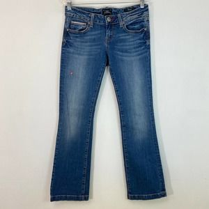 RE ROCK by Express Boot Jeans